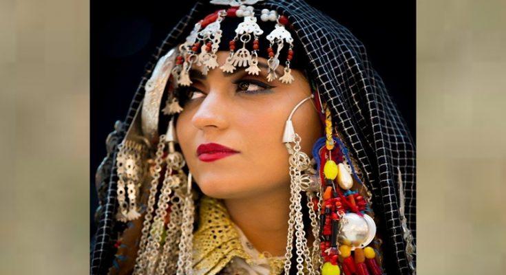 المرأة الأمازيغية