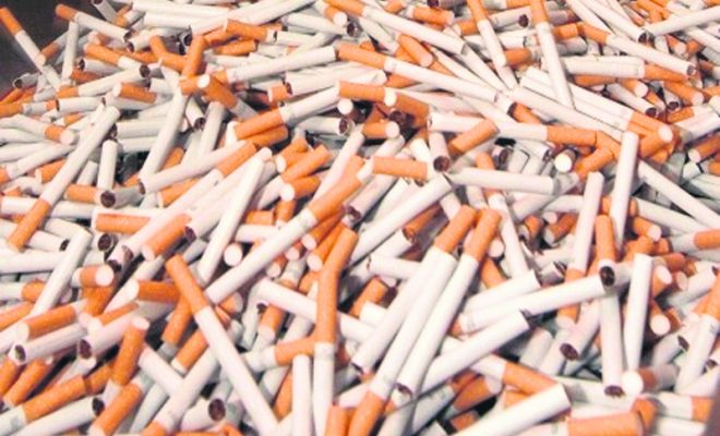 تيزنيت: حجز حوالي 1،8 مليون سيجارة بأولاد جرار