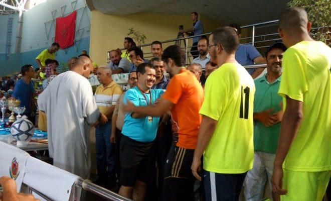 النادي الرياضي للكهربائيين بسوس يفوز بلقب دوري الصداقة الرمضاني