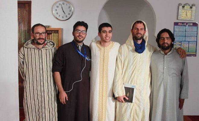 أكادير: شاب بلجيكي يختار ملتقى القرآن بأورير لإعتناق الإسلام